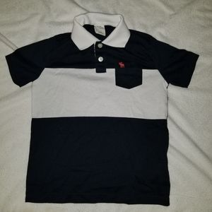 Abercrombie Kids Polo shirt (washed never used)